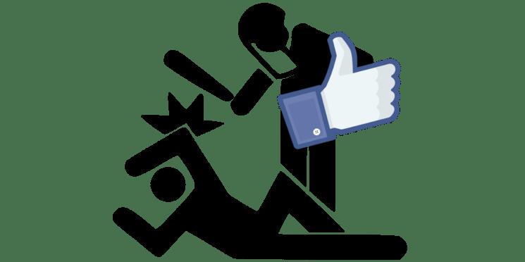 Facebook legitima la violencia estatal