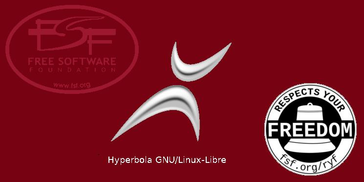 Hyperbola GNU/Linux-libre es aprobada por la FSF